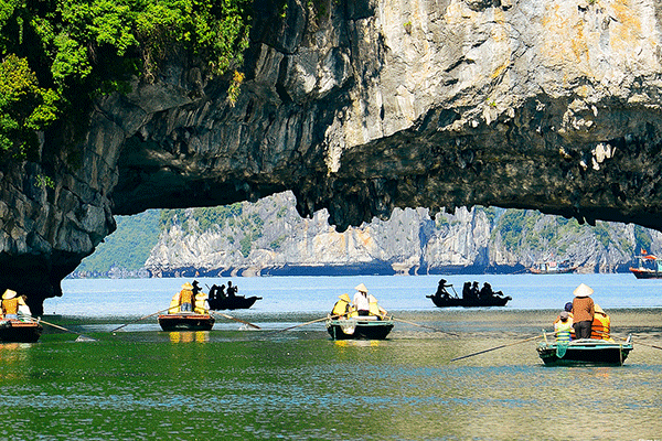 Halong Bay + Northen one day Tour 5 days 4 nights