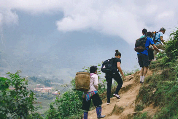Sapa 2 Day Minority Trek - 1 night hotel